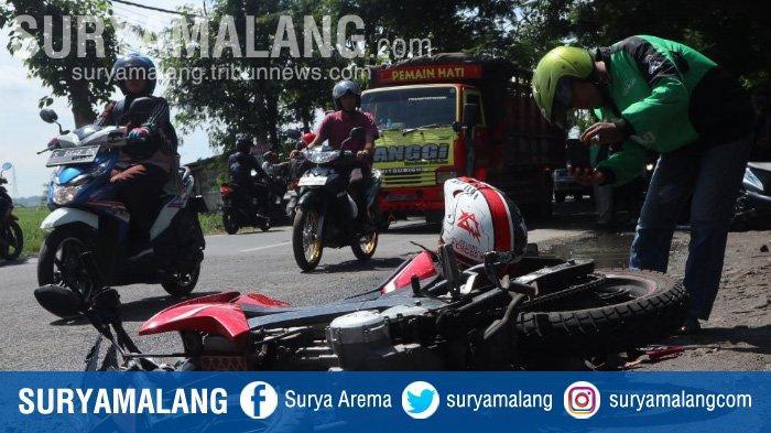 Kecelakaan Maut Libatkan Empat Kendaraan di Jombang, Satu Tewas dan Dua Luka Parah