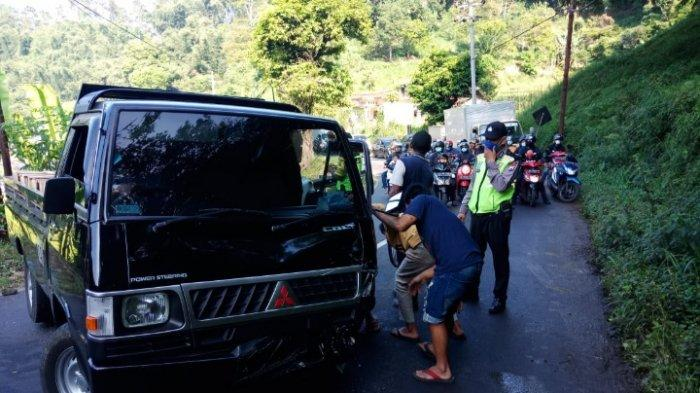 Enam Kendaraan Kecelakaan di Wilayah Hukum Polres Batu dalam Sehari