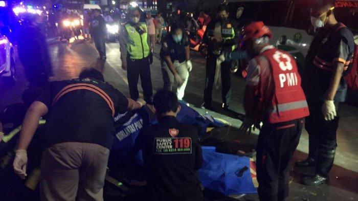 Tabrak Penyeberang Jalan dan Truk, 2 Remaja Asal Pasuruan Tewas dalam Kecelakaan di Kota Malang