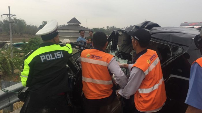 Nama Korban Kecelakaan Tol Surabaya-Mojokerto, Korban dari Malang, Sidoarjo, Ngawi, Ponorogo, Kediri