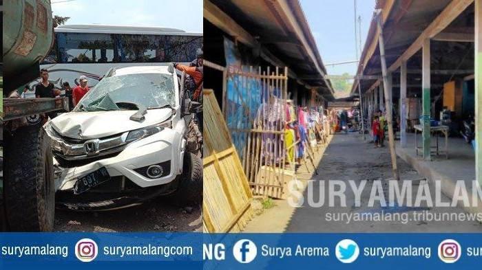 Berita Malang Hari Ini Minggu 6 September Populer: Kecelakaan Maut Singosari & Pasar Kedungkandang