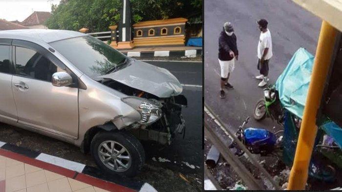 Kecelakaan Maut di Tuban, 3 Kendaraan Bertabrakan dan 2 Nyawa Melayang karena Terobos Lampu Merah