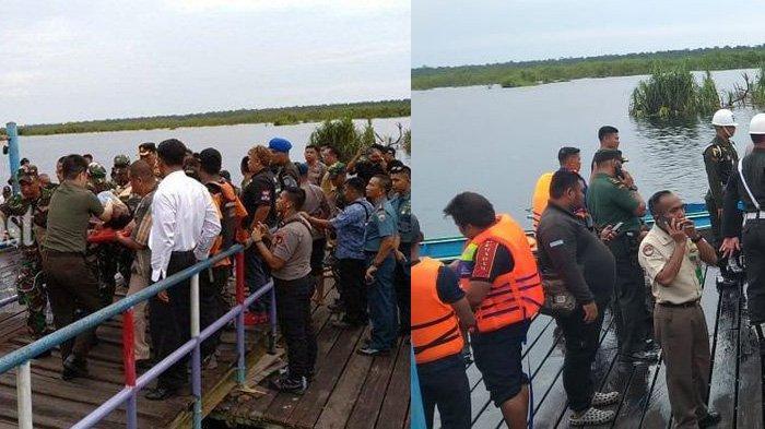 Kronologi Kecelakaan Speedboat, Total 7 Orang Tewas Termasuk Dandim Kuala Kapuas