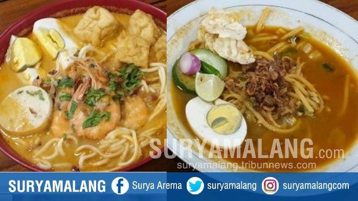 Kedai Pakcik Abin Sidoarjo Sedia Kuliner Khas Melayu, Ada Mie Kak Ros sampai Nasi Goreng Bang Mail