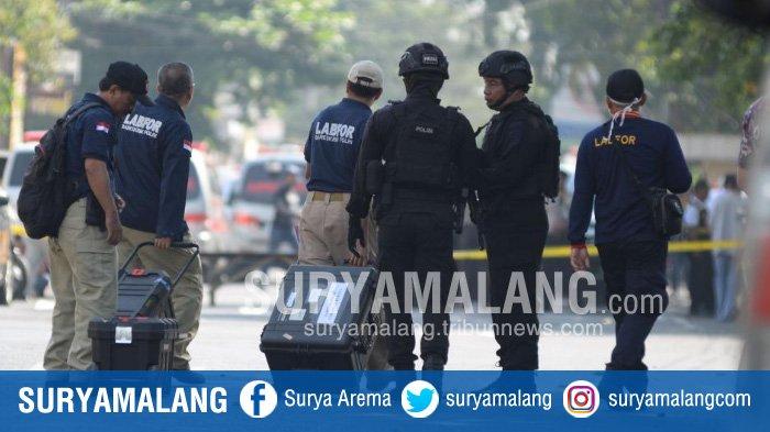17 Orang Tewas dalam Ledakan Bom di Surabaya dan Sidoarjo, Termasuk Pelaku dan Korban