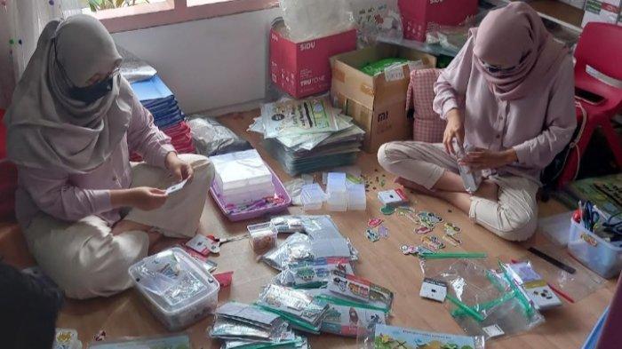 Ghea Safferina Adany, Geluti Usaha Mainan Edukasi Berawal Dari Bikin Mainan Anaknya