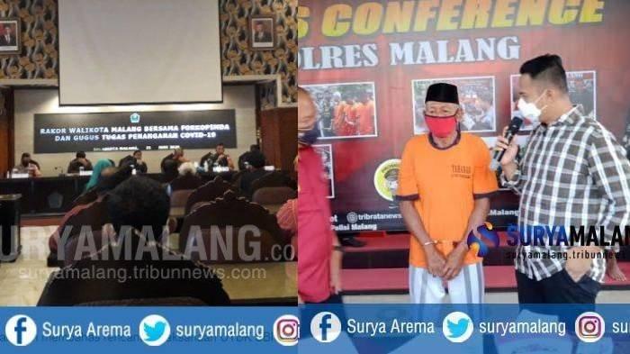 Berita Malang Hari Ini Sabtu 27 Juni Populer: Istri Stroke Suami Serong & Wacana SBMPTN untuk Lokal