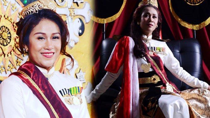 Kehidupan Bak 'Sultan' Fanni Aminadia, Ratu Keraton Agung Sejagat Sama Anak Angkat, Sosialita Minder