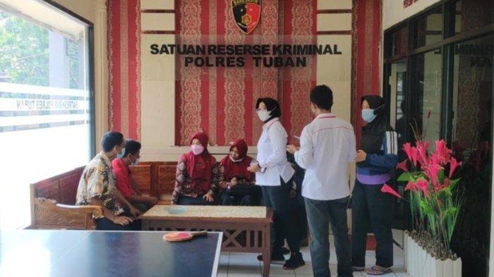 Diduga Lakukan Kejahatan Asusila ke Murid, Guru Spiritual di Tuban Dilaporkan ke Polisi