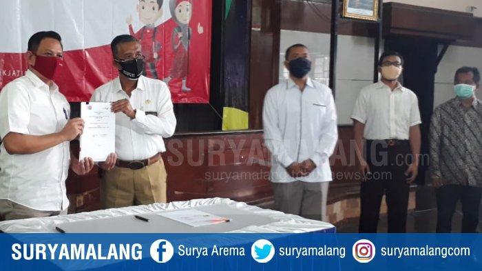 Program Kejar, Satu Rekening Satu Pelajar Digelar Serentak di Jatim, Wali Kota dan OJK Malang Dukung