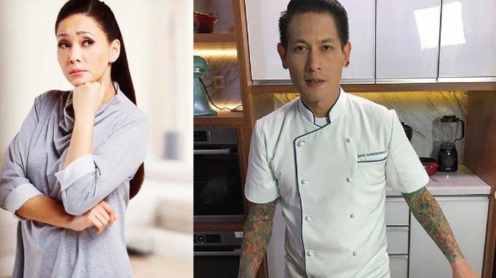 Kelakuan Kocak Maia Estianty Bikin Chef Juna Pusing, Ceplas-ceplos: Makan Teman dan Rasanya Gatel