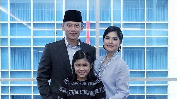 Keluarga Annisa Pohan & Agus Yudhoyono Selalu Harmonis, Lihat Keseruan Mereka Saat Saling Adu Gombal