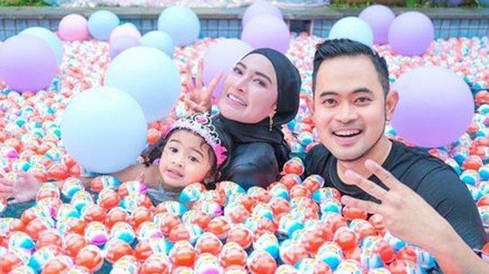 Bos Arema Juragan 99 Gilang Widya Permana Rayakan Ulang Tahun Putri Keduanya Amberly Lasha Shakayla