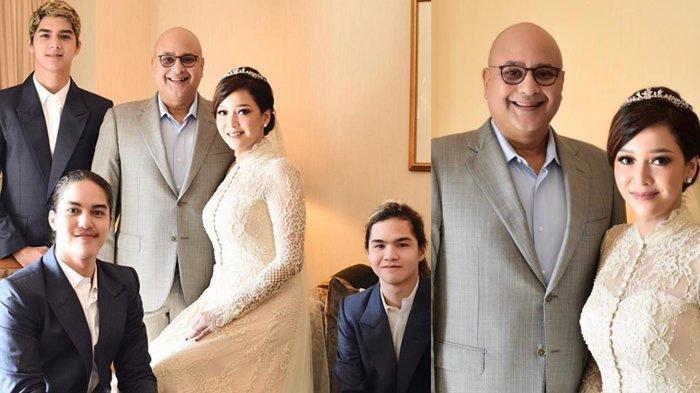 Keluarga Irwan Mussry dan Maia Estianty