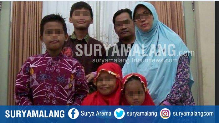 Inilah Wajah Para Teroris Bom Gereja di Surabaya, Perhatikan Baik-Baik, Mungkin Anda Kenal