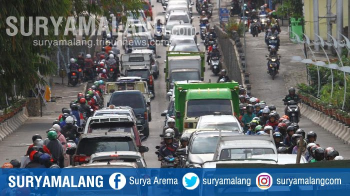 Cara Dinas Perhubungan Mengatasi Kemacetan Di Kota Malang Surya Malang