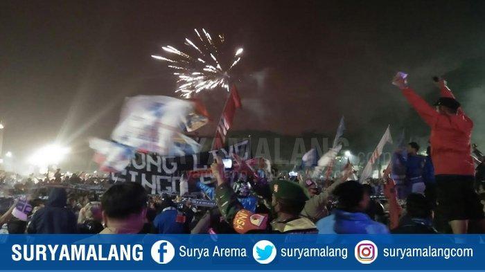 Aremania Harus Tahu, Inilah Pesan Khusus Ketum PSSI Mochamad Iriawan di Perayaan Ultah Arema ke-33
