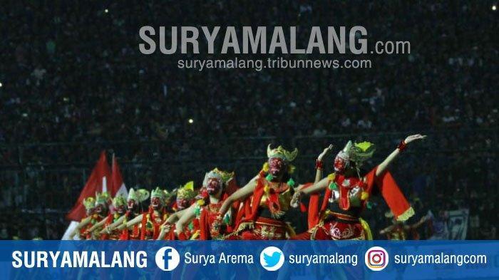 Susunan Pemain Arema FC Vs Persebaya, Kedua Tim Pasang Komposisi Berbeda