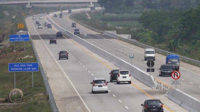 H-5 Lebaran, Underpass Karanglo Malang Arus Kendaraan Terpantau Ramai Lancar