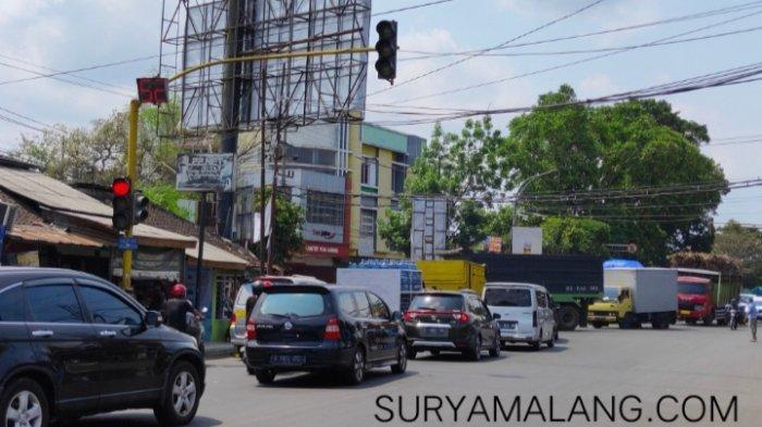 Dishub Kota Malang Akan Pasang Area Traffic Control Sistem (ATCS) di 8 Persimpangan