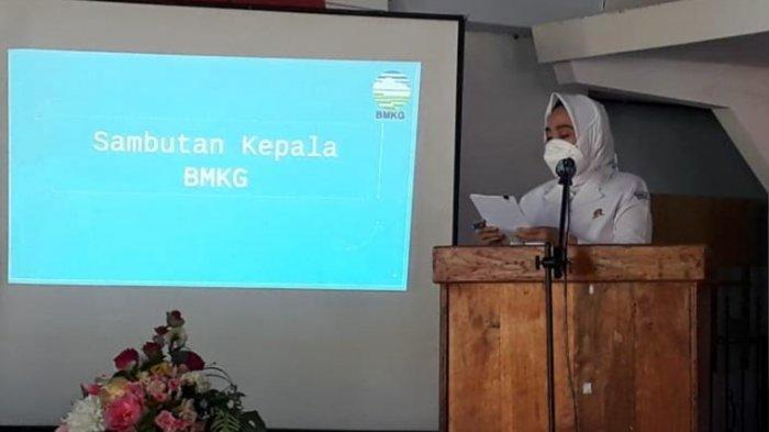 Kepala BMKG Dwikorita Karnawati Beber Waktu Terbaik Selamatkan Diri Jika Terjadi Tsunami