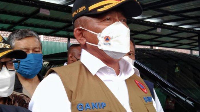 Kepala BNPB Letjen TNI Ganip Warsito Tinjau Kesiapan RS Lapangan Idjen Boulevard Malang