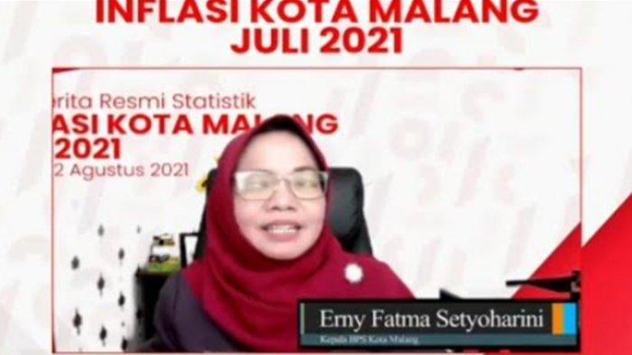 Kenaikan Harga Cabai Rawit dan Tomat Sumbang Inflasi Kota Malang pada Juli 2021