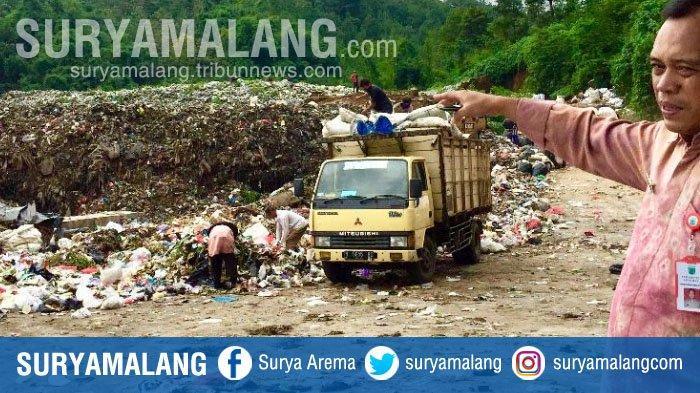 TPA Kota Batu Masih Butuh Alat Pencacah Sampah