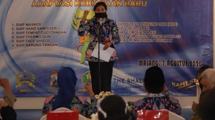 160 Industri Usaha di Kota Malang Sudah Lulus Verifikasi Penerapan Prokotol Covid-19