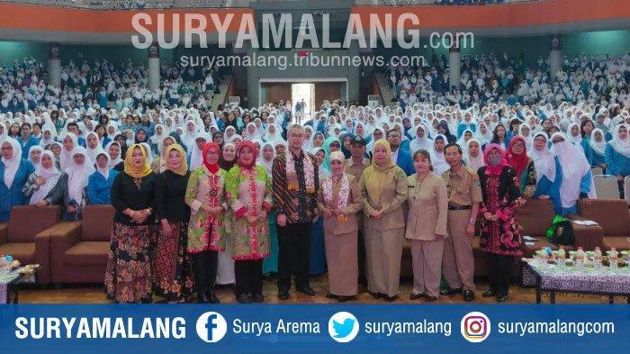 Dinas Pendidikan Kota Malang Beri Sosialisasi Guru TK dan Paud dalam Hadapi Revolusi Industri 4.0