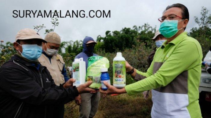 Pemkot Batu Dorong Anak-anak Mudanya Bertani