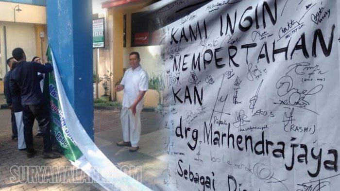 Pegawai RSUD Kanjuruhan Protes Pergantian Direktur, Ini Reaksi Keras Plt Bupati Malang