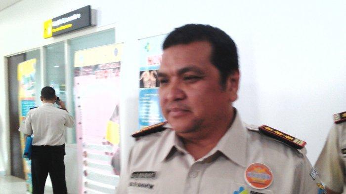 KKP Surabaya Waspadai Mongkeypox Dengan Memasang Pendeteksi Suhu Penumpang Kapal Di Pelabuhan,