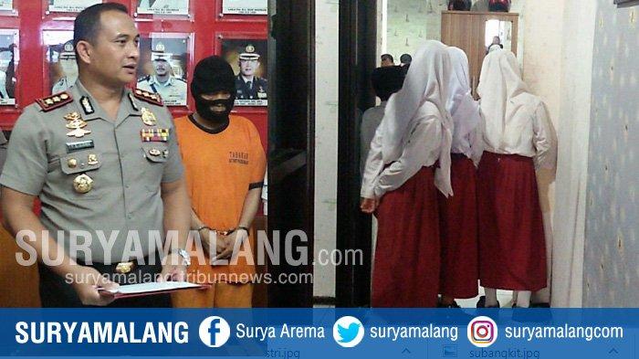 Bejat! Kepala SD di Wagir, Kabupaten Malang, C4abuli 6 Siswi, Modusnya Bikin Geram