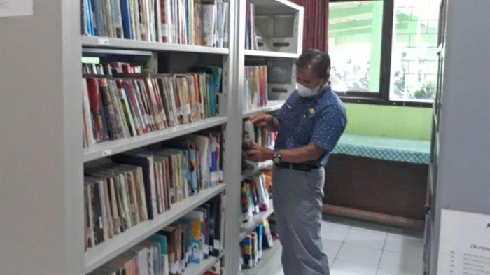 Perpustakaan SMPN 13 Kota Malang Raih Akreditasi A, Punya Layanan Literasi Online