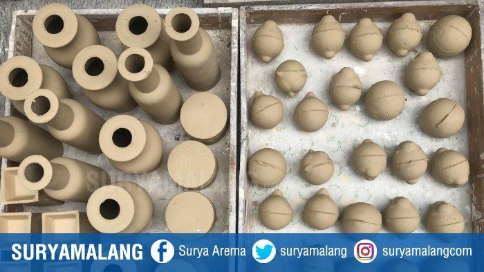 Wisata Cara Membuat Keramik Jadi Pemikat Favorit di Kampoeng Wisata Keramik Dinoyo Malang