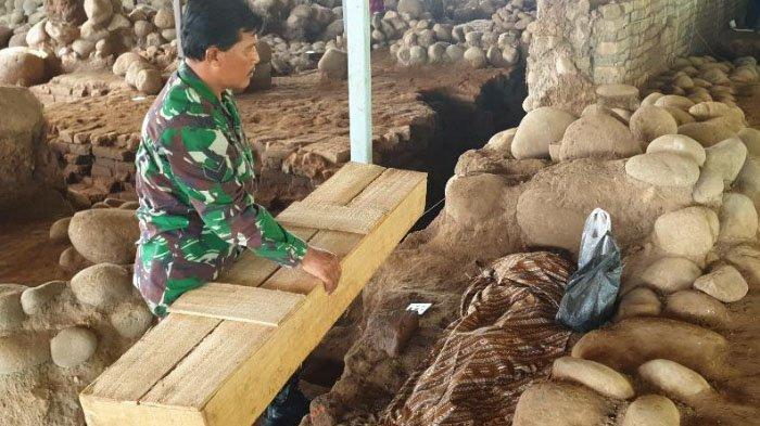 Misteri Kerangka Cewek di Situs Kumitir Mojokerto, Diperkirakan Berusia Sekitar 20 Tahun