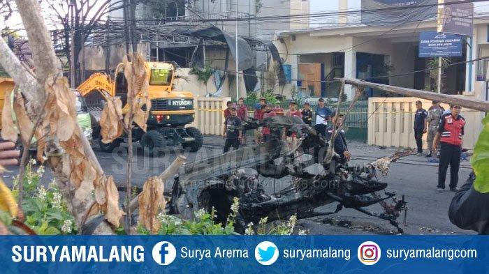Bom di Gereja Surabaya, Ini Daftar Korban yang Dirawat di RSU Dr Soetomo dan RS Bedah