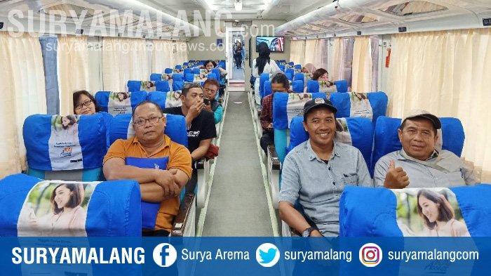 PT KAI Resmi Luncurkan KA Sancaka Utara di Stasiun Pasarturi Surabaya