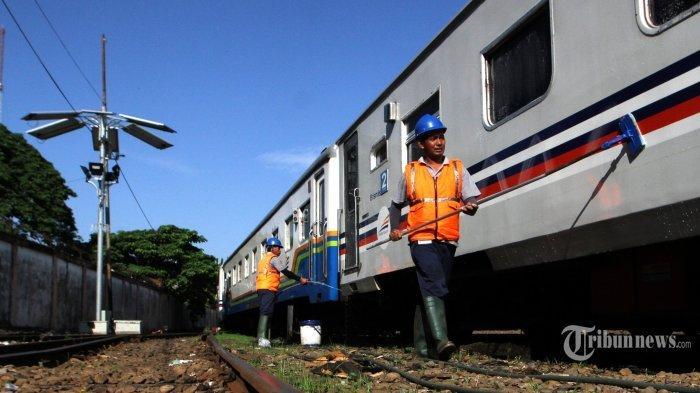 Kereta Api Tambahan Rute Surabaya Gubeng - Malang Akan Beroperasi Akhir Pekan Ini, Catat Jadwalnya