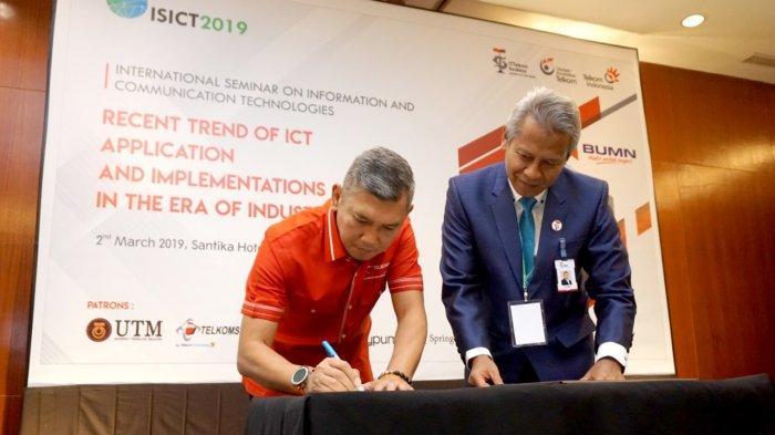 ITT Surabaya Gandeng Telkomsel Dan Universiti Teknologi Malaysia Serta Bank Mandiri