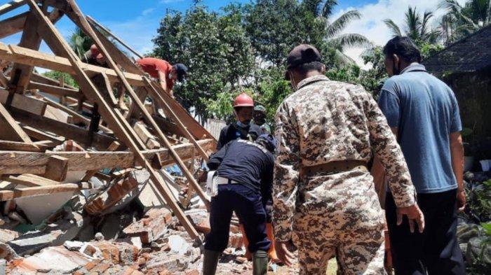 Korban Tewas Gempa di Lumajang Bertambah, Total 6 Orang Meninggal Dunia