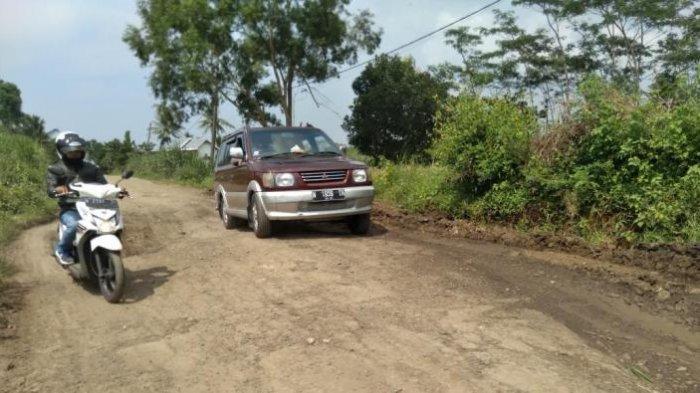 Jalan Rusak Hambat Kunjungan Wisatawan, Kadisparbud Kabupaten Malang Pasrah
