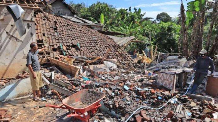 180 Sekolah Rusak Akibat Gempa di Malang, Dindik Kabupaten Malang Siapkan Tenda Darurat
