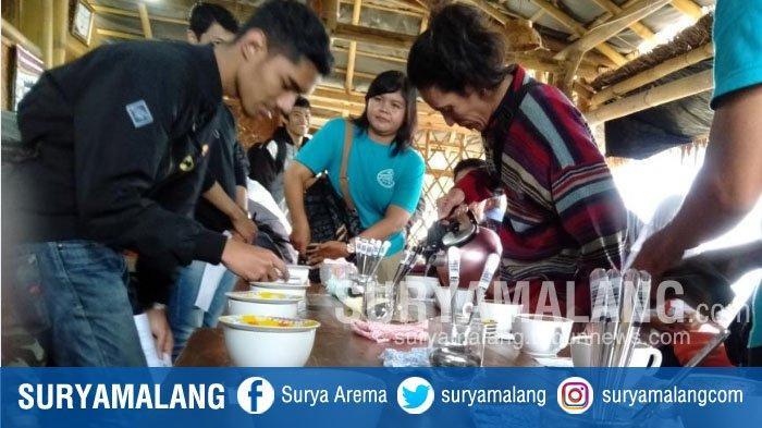 Sensasi Belajar Mengenal Kopi di Desa Taji Jabung, Kabupaten Malang