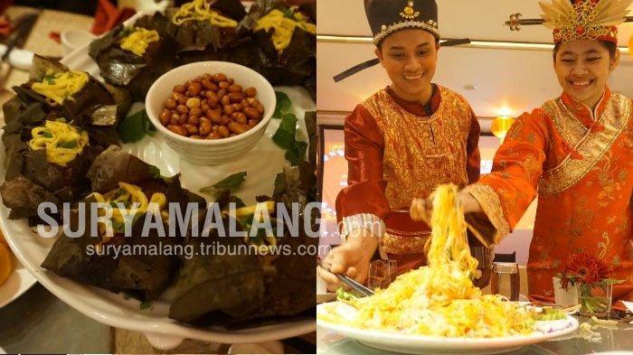 Ketan dan Bebek Khas Tiongkok Jadi Sajian Khas Imlek di Hotel Vasa Surabaya