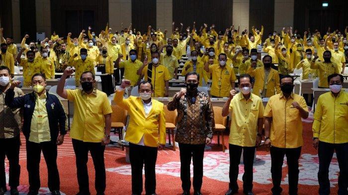 Fraksi Partai Golkar di Seluruh Jawa Timur Perkuat Fungsi Pengawasan Anggaran