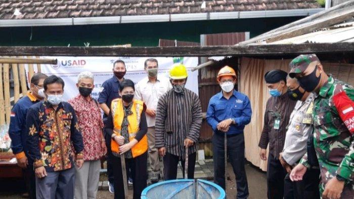 Yayasan Dana Kemanusiaan Kompas (DKK)Bantu Sanitasi di Malang