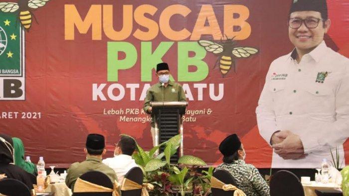 Cak Nur Terpilih Aklamasi Sebagai Ketua DPC PKB Batu, Target Sukses di Pilkada Serentak 2024