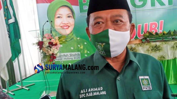 dr Umar Usman Tak Dapat Rekomendasi Maju Pilkada Malang 2020, PKB Pilih Lathifah Shohib